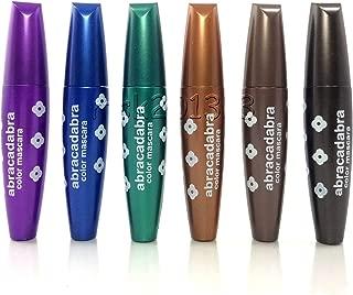 She Makeup Cosmetics Professional Color Mascara Set of 6 Colors