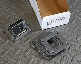 2 X Vito's Performance V Force Delta 2 Reeds Oversize Intake Gasket Kit Vf100