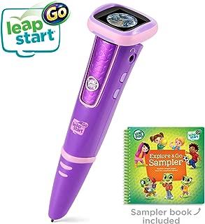 LeapFrog LeapStart Go System, Pink