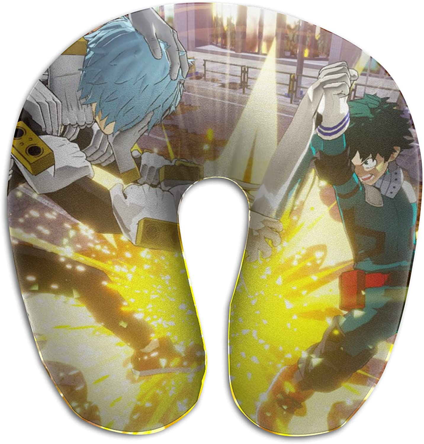 My Hero Academia Neck Cervical We OFFer at cheap prices Pillow Cheap bargain Memory Soft for Pain