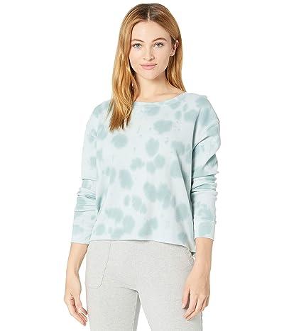 Splendid Cloud Tie-Dye Pullover Sweatshirt Women