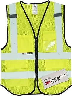 waterproof safety vest