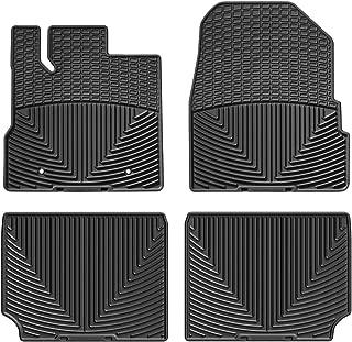 WeatherTech All-Weather Floor Mats for Equinox/Terrain - 1st & 2nd Row - W165-W281 (Black)