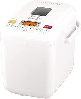 siroca 2斤対応 ホームベーカリー 全14メニュー搭載 【ごはんパン/生キャラメル/お餅も作れる】 2013年モデル SHB-512