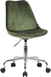KadimaDesign KADIMA Design Silla de Terciopelo Verde