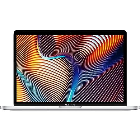Apple MacBook Pro 13.3 pulgadas con Touch Bar (i5-8257u 1.4GHz 8GB 256GB SSD) QWERTY U.S Teclado MUHN2LL/A Medio 2019 Plata (Reacondicionado)