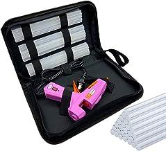 "Liumai Hot Glue Gun,30W High Temp Heavy Duty Hot Melt Glue Gun Kit with 30pcs Glue Sticks(7.2'' x 0.27"") for DIY Projects,..."
