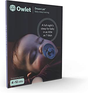 Dream Lab by Owlet, Online Personalized Sleep Training Program for Infants