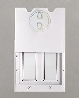 Best double light switch guard Reviews