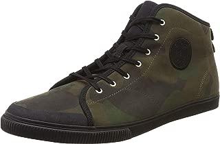 CALL IT SPRING Men's Khaki Sneakers-11 UK/India (45 EU) (12 US) (UMELIWIEL)
