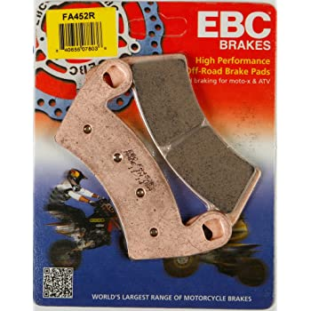 EBC EBPCK30004 R Series Sintered Disc Brake Pad Kit