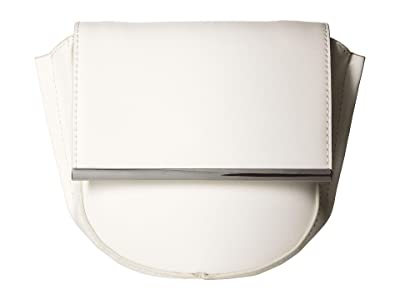 Sam Edelman Jasmine Convertible Belt Bag (White) Handbags