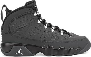 5782f054e8790c AIR Jordan 9 Retro BG (GS)  Anthracite  - 302359-013