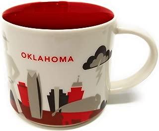 Starbucks Oklahoma Mug {NEW} You Are Here Collection