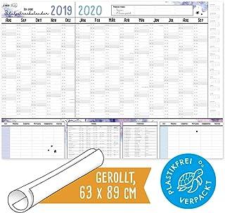Calendario Catalunya 2020.Amazon Es Calendario 2019 Pared