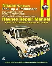 Nissan / Datsun Pick-up, '80-'97 & Pathfinder, '87-'95 Technical Repair Manual (Haynes Repair Manuals)