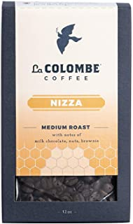 Sponsored Ad - La Colombe Nizza Whole Bean Coffee - 12 Ounce - Full Bodied Medium Roast - Specialty Roasted Coffee