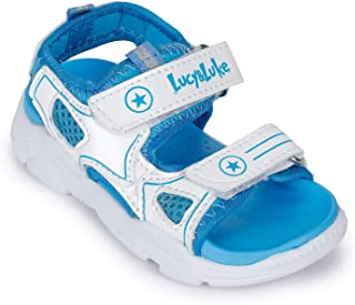 Liberty Boy's Ricky-3 Outdoor Sandals