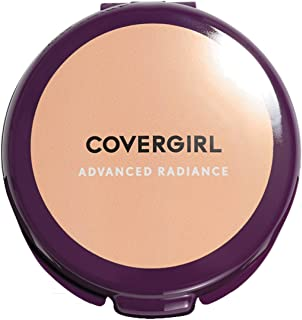 COVERGIRL Advanced Radiance Age-Defying Pressed Powder, Creamy Natural, 0.39 Fl Oz (packaging may vary)