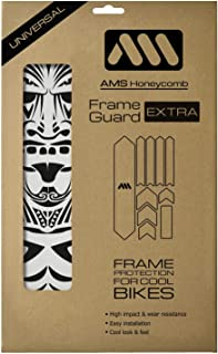 All Mountain Style AMS High Impact Frame Guard Extra – Protects your bike from scratches and dings.