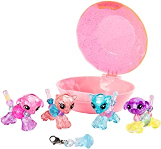 Twisty Petz Babies Four Pack Collectible Bracelet and Toy, 13 Size
