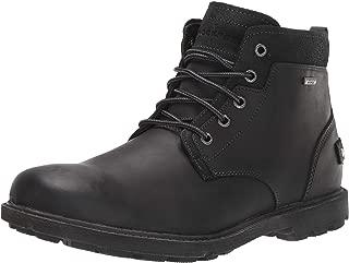 Men's Rugged Bucks II Waterproof Chukka Boot