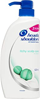Head & Shoulders Itchy Scalp Care Eucalyptus Anti-Dandruff Shampoo, 620ml