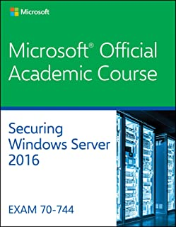 70-744: Securing Windows Server 2016