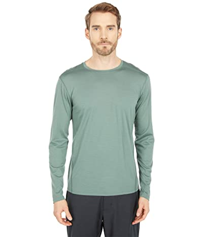 Smartwool Merino 150 Base Layer Long Sleeve (Sage) Men