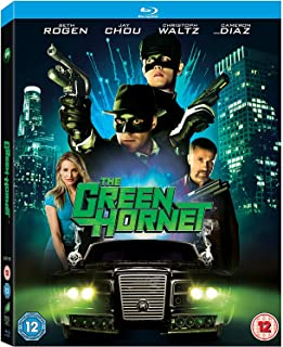 The Green Hornet   Blu-ray   Arabic Subtitle Included