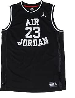 Nike Air Jordan Boys Classic Jersey Black Small 8