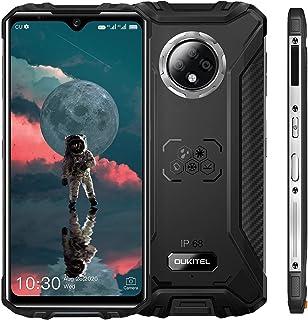 OUKITEL WP8 Pro (2020) Rugged Smartphone Unlocked,6.49 inches Display,4GB 64GB Dual SIM IP68 Waterproof Mobile Phone, 16MP...