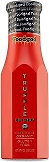 FOODGOD Truffle Ketchup (9 oz) - Made with REAL White Truffles and Fresh Tomatoes - Organic Truffle Ketchup...