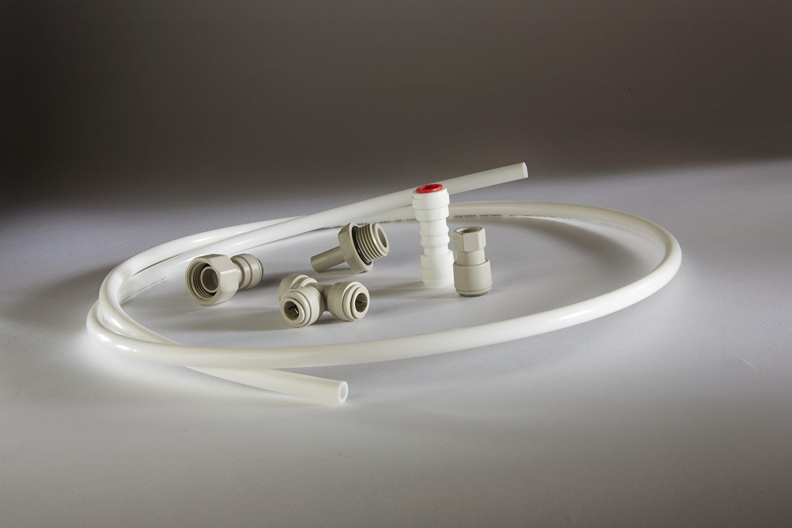 Doulton instalación Kit incluyendo tuberías y adaptadores para ...