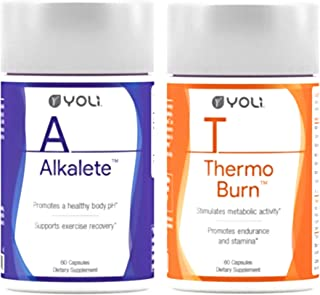 Yoli Alkalete 1 Pack and 1 Thermo Burn
