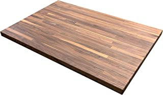 Forever Joint Walnut Butcher Block Kitchen Counter Top - 1.5