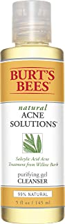 acne cleanser by Burt's Bees