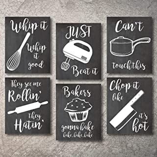 Best funny kitchen wall decor Reviews