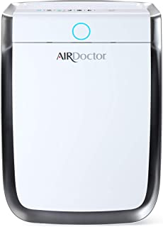 AIRDOCTOR 4-in-1 Air Purifier for Home and Large Rooms with UltraHEPA, Carbon & VOC Filters - Air Quality Sensor Automatic...