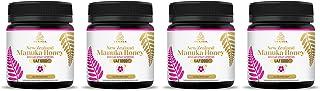 Manuka Honey New Zealand, 1000x power, Certified with UAF1000+ Antioxidants, Immune Support, Skin Relief, Improves Digesti...