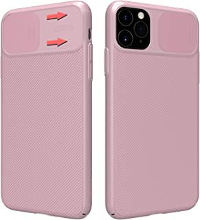 Nillkin iPhone 11 Pro max Case with Camera Cover, iPhone 11 Pro max Cover Protective with Slide Camera Cover, Upgraded Cas...