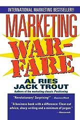 Marketing Warfare Paperback