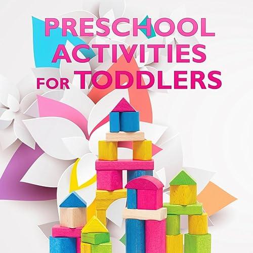 Preschool Activities For Toddlers Playful Children Background