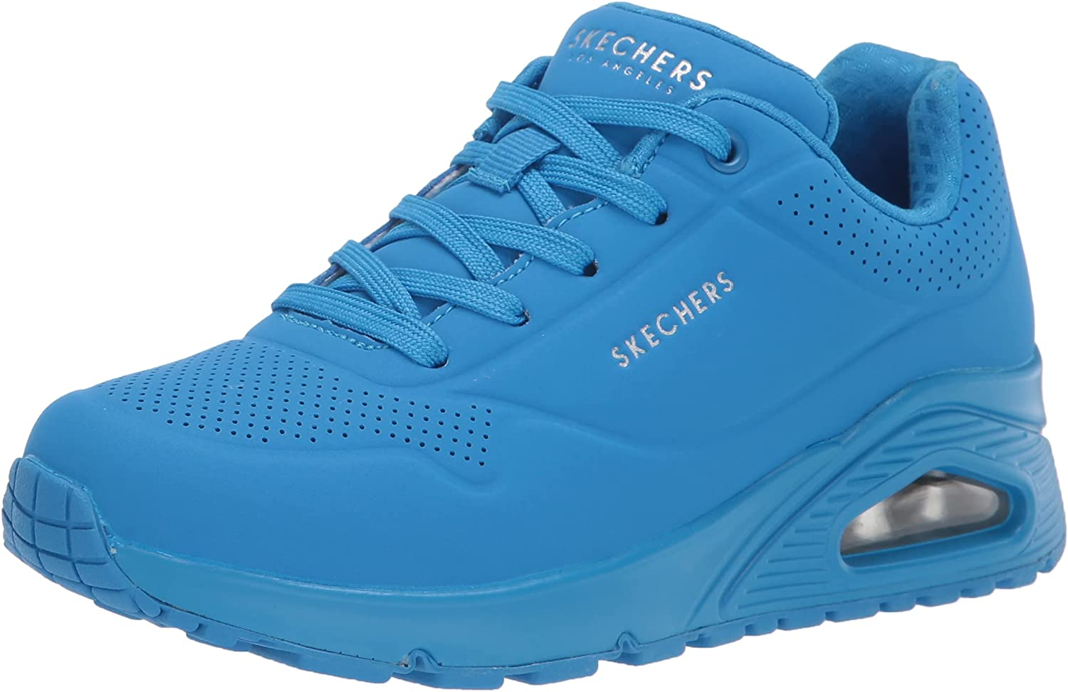 Skechers Women's UNO-Night Trainers Shades Manufacturer OFFicial shop Be super welcome