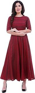 Rozveh Women's Maxi Dress.
