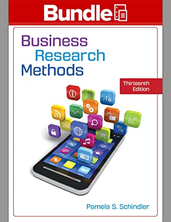 GEN COMBO LOOSELEAF BUSINESS RESEARCH METHODS; CONNECT ACCESS CARD