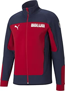 PUMA Men's 2021 Chivas Evostripe Jacket