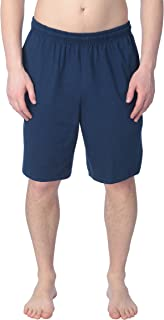 Fruit of the Loom Men's Sleep Shorts-Lounge Cotton Bland Wear