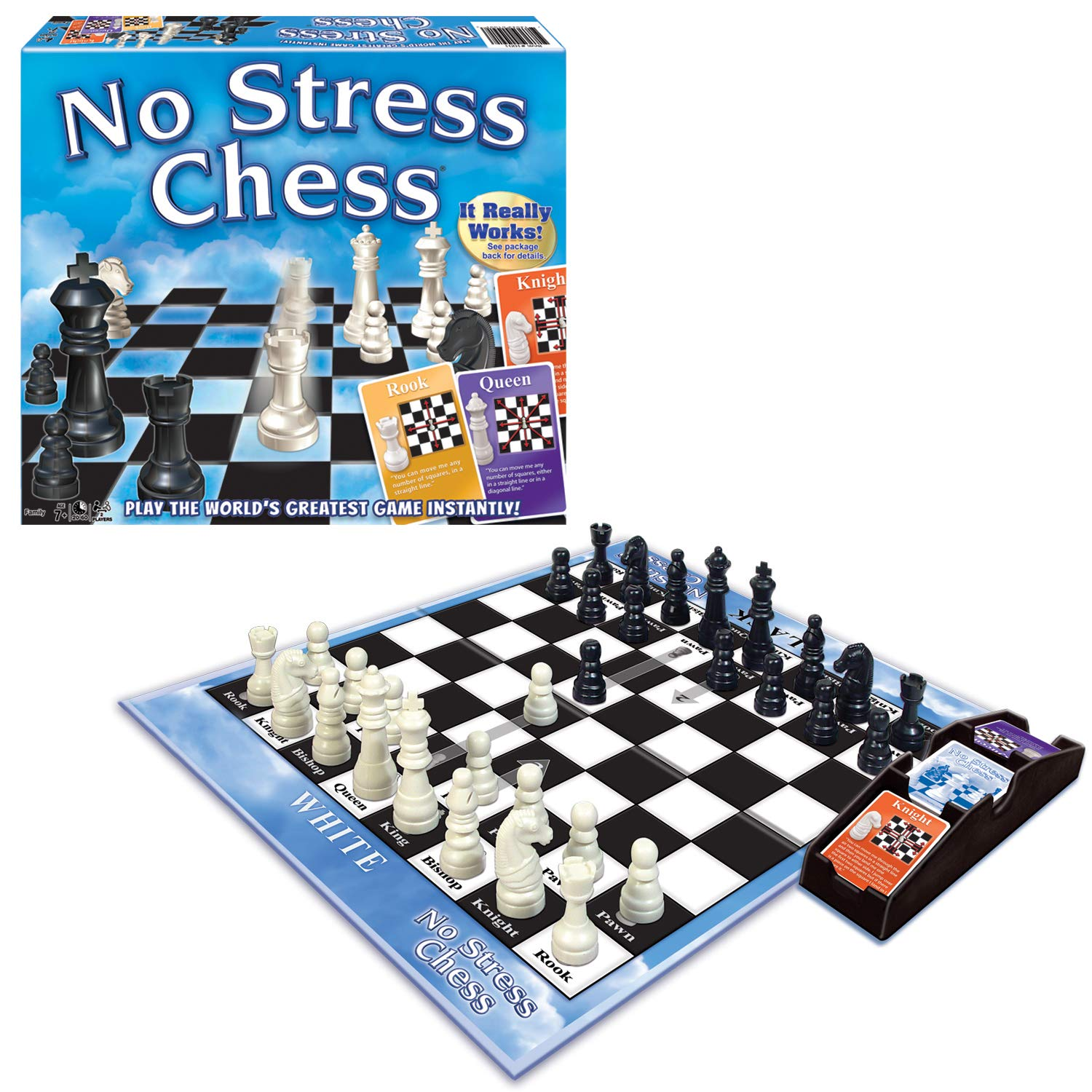 Winning Moves Games Stress Chess