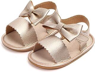 赤ちゃん サンダル 滑り止め 女の子 ラバーソール 赤ちゃん靴 夏 ベビーシューズ 出産お祝いプレゼント 歩行練習 かわいい 通気性
